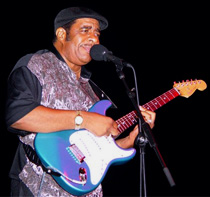 Roy Roberts, Blues, Soul Singer and Songwriter